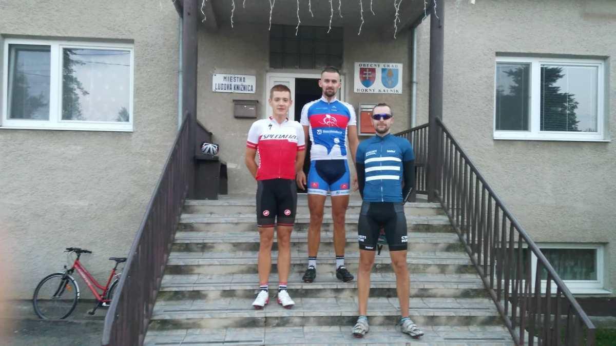 Záver cyklistickej ligy a výsledky 12.kola